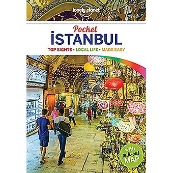 Pocket Istanbul Lonely Planet - 9781786572349 bok