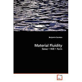 Materiellen Flüssigkeit durch Carstoiu & Benjamin