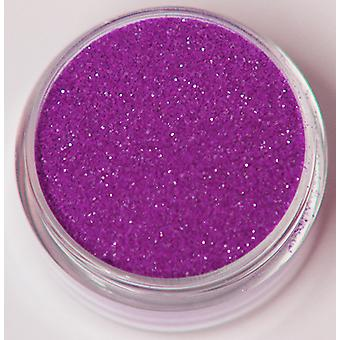 Fine-grained glitter Jelly Purple