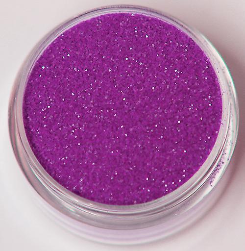 Finkornet glitter Jelly Purple