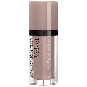 2 x Bourjois Paris Rouge Edition Velvet Lipstick 7.7ml - 27 Café Ole