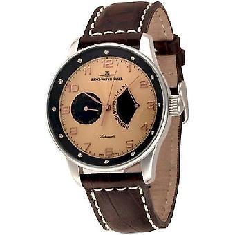 ゼノ ・ ウォッチ メンズ腕時計レトログ ラードの X 大レトロ (12 クリスタル) P592-スライド-g6-1