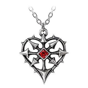 Alchemy Gothic Entropassio Pewter Pendant