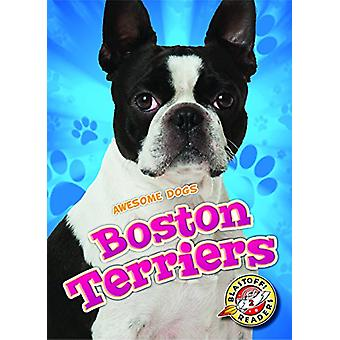 Boston Terriers by Christina Leaf - 9781626175570 Book