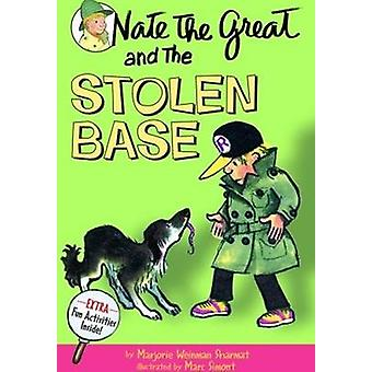 Nate the Great and the Stolen Base by Marjorie Weinman Sharmat - Marc