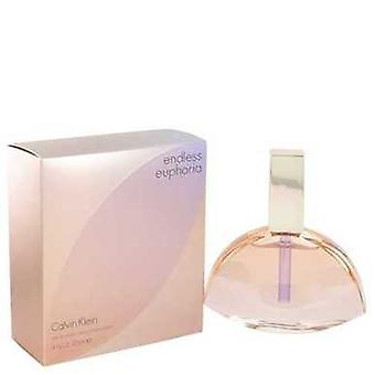 Endless Euphoria By Calvin Klein Eau De Parfum Spray 4.2 Oz (women) V728-511512