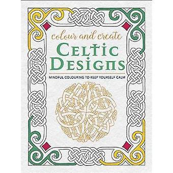 Kleur en maken-Keltische Designs-9780753730096 boek