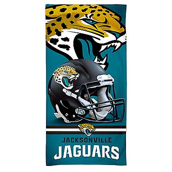 وينكرافت NFL جاكسونفيل جاكوار 3D منشفة الشاطئ 150x75cm