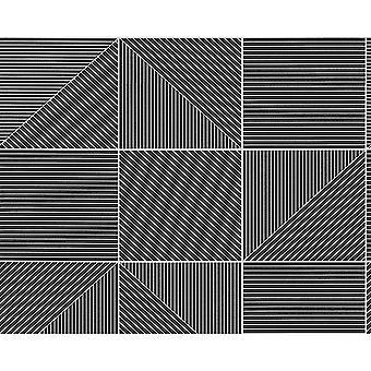 A.S. Creation Aisslinger Square Motiv motivo in rilievo Sfondo 955823