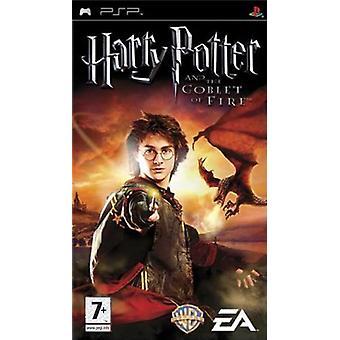 Harry Potter et la coupe de feu (PSP) - Nouveau