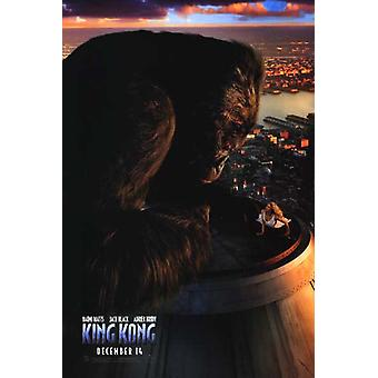 King Kong (Double-Sided Regular) (2005) Original Cinema Poster