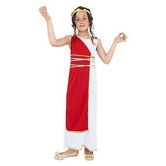Dievčatá Grecian dievča maškarný kostým