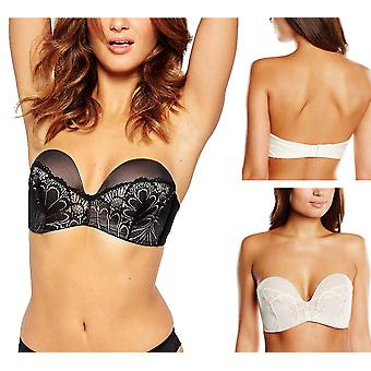 Refined Glamour Strapless Push up Bra