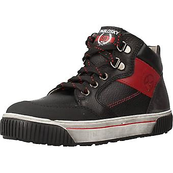 Pablosky Boots 592811 kleur zwart