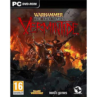 Warhammer End Times - Vermintide PC DVD Game