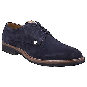 Gabicci Mens Mercer Gibson Lace Shoe Navy