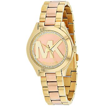 Michael Kors Women's Rose gold Dial Watch - MK3650