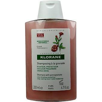 Klorane Pomegranate Shampoo 400 ml
