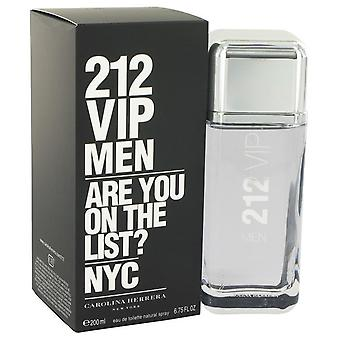212 vip eau de toilette spray carolina herrera 516156 200 ml