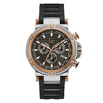 GC UrbanCode Yachting Y54002G2MF Watch-Men ' s BicolorE Chronograph Watch