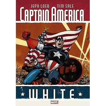 キャプテン ・ アメリカによって Jeph ローブ ホワイト
