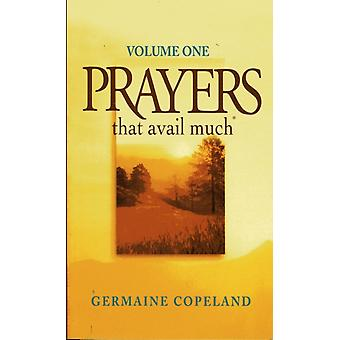 Prayers That Avail Much Volume 1 by Copeland & Germaine