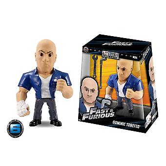 """The Fast and the Furious Dom Toretto with Wrench 6"""" Metals"""