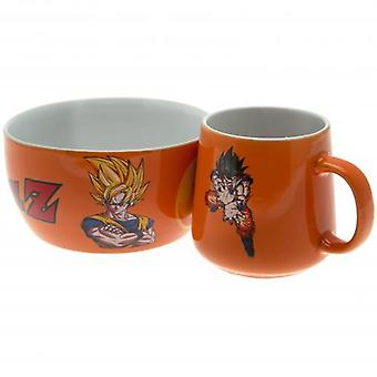 Dragon Ball Z Breakfast Set