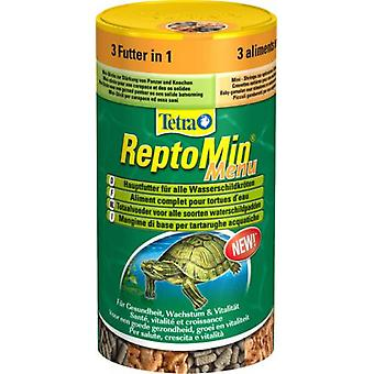 Tetra ReptoMin Menu (Reptiles , Reptile Food)