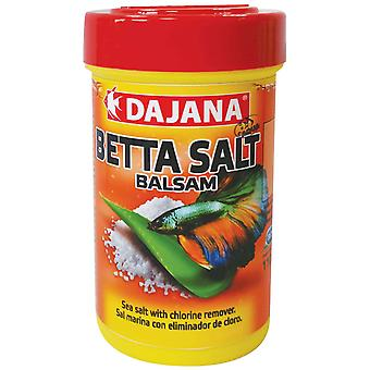 Dajana Betta Salt con Anti-Cloro 100ml (Fish , Maintenance , Water Maintenance)