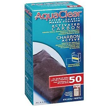 Aquaclear AQUACLEAR 50 CARGA CARBÓN (200) (Fische , Filter und Pumpen , Filtermaterial)