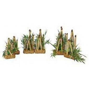 Yagu Bambu dekoration (fisk, dekoration, prydnadsföremål)