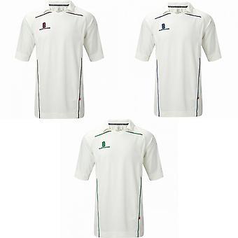 Surridge Mens Century Sports Cricket Shirt