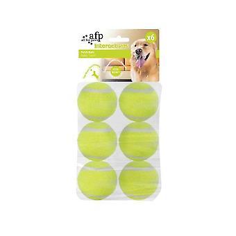 Pack de 6 chiens FETCH balles lourdes FETCH N Treat