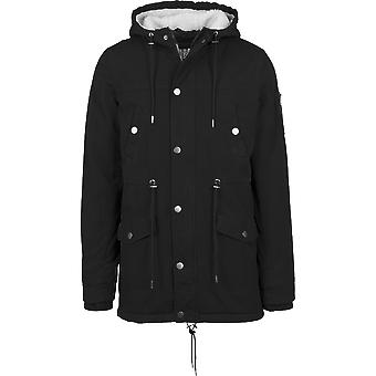 Urban classics jacket parka canvas