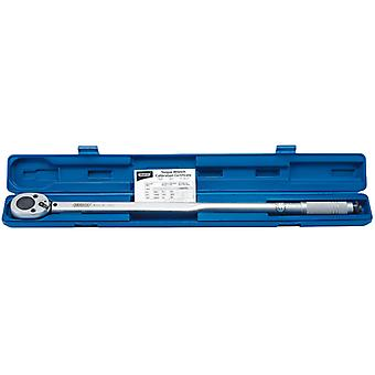 Draper 34964 3/4 inch Square Drive 65-450Nm or 48-332 lb-ft Ratchet Torque Wrench