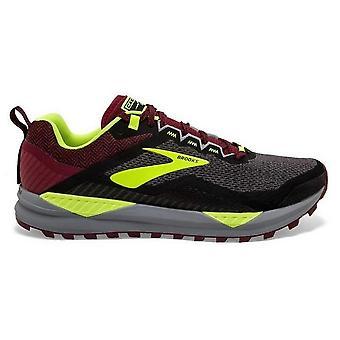 Brooks Cascadia 14 1103101D031 correndo todos os anos sapatos masculinos