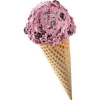 Kellys Blackcurrant and Cream Dairy Ice Cream