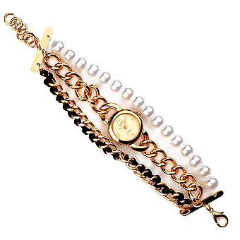 Reloj Eton Multi Strand, acabado Rose Gold