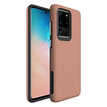 Til Samsung Galaxy S20 Ultra Case Stødsikker beskyttende dækkekamel