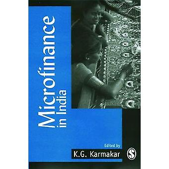 Microfinance in India by LTD & SAGE PUBLICATIONS PVT