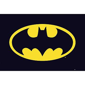 Batman Comic Logo Maxi Juliste