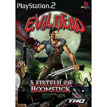 Evil Dead en Fistful av Boomstick-ny