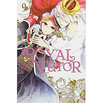 The Royal Tutor - Vol. 9 tekijä Higasa Akai - 9781975354398 Book