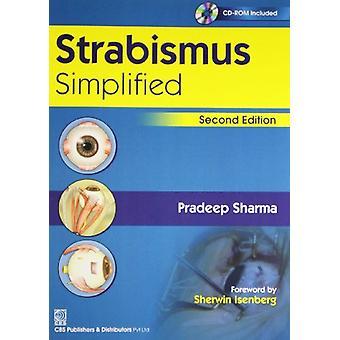 Strabismus Simplified by Pradeep Sharma - 9788123923031 Book