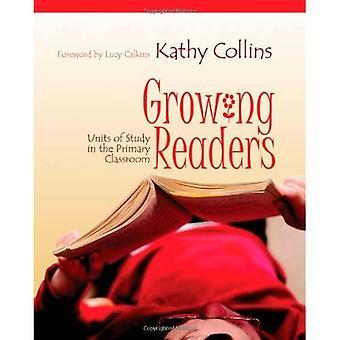 Växande läsare: Enheter av studie i primära klassrummet
