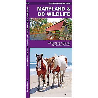 Maryland & DC Wildlife - A Folding Pocket Guide to Familiar Specie