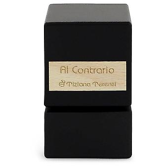 Tiziana Terenzi Al Contrario Extrait De Parfum Spray (Unisex Tester) By Tiziana Terenzi 3.38 oz Extrait De Parfum Spray