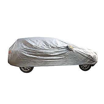 Universal Full Car Cover - Waterproof Elasticated Breathable UV Frost Protection