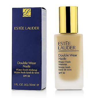 Dubbele slijtage naakt water verse make-up spf 30 # 2 n1 woestijn beige 30ml/1oz